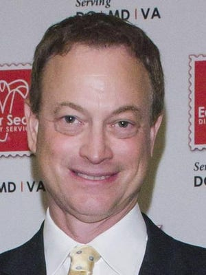 Actor Gary Sinise, seen in this file photo, created a foundation to help veterans.