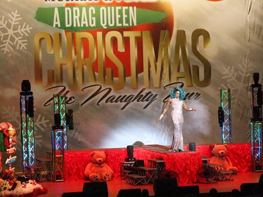 A Drag Queen Christmas.Rupaul S Drag Queen Contestants Return To El Paso In The