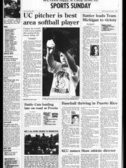 Battle Creek Sports History - This week in July 22, 1997