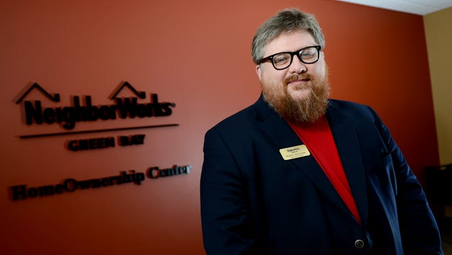Noel Halvorsen is executive director of NeighborWorks Green Bay, which provides numerous services to promote home ownership.