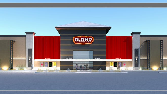 Arizona's first Alamo Drafthouse Cinema, featuring nine screens and food service, is expected to open in south Chandler later this year.