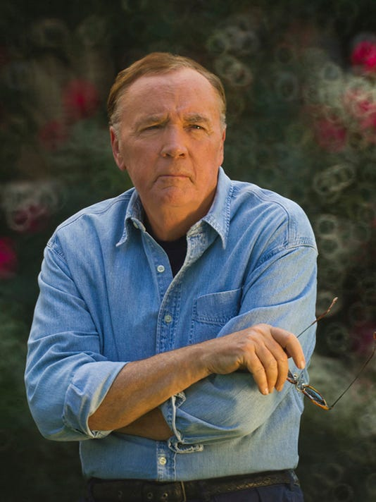 James PATTERSON Author WebTV