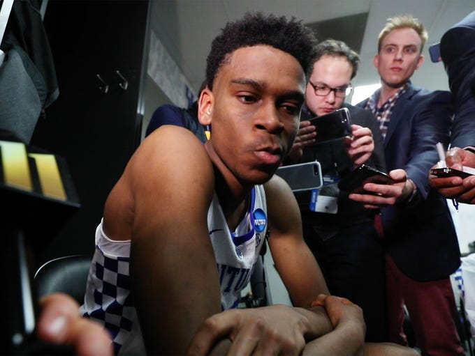 "Kentucky's Shai Gilgeous-Alexander: ""I had to take"