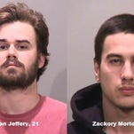 Drake Elkhouri, Dylan Jeffery, Zackory Morton and Gavin Palmon were arrested in connection with the vandalism of a dam in Northern California.