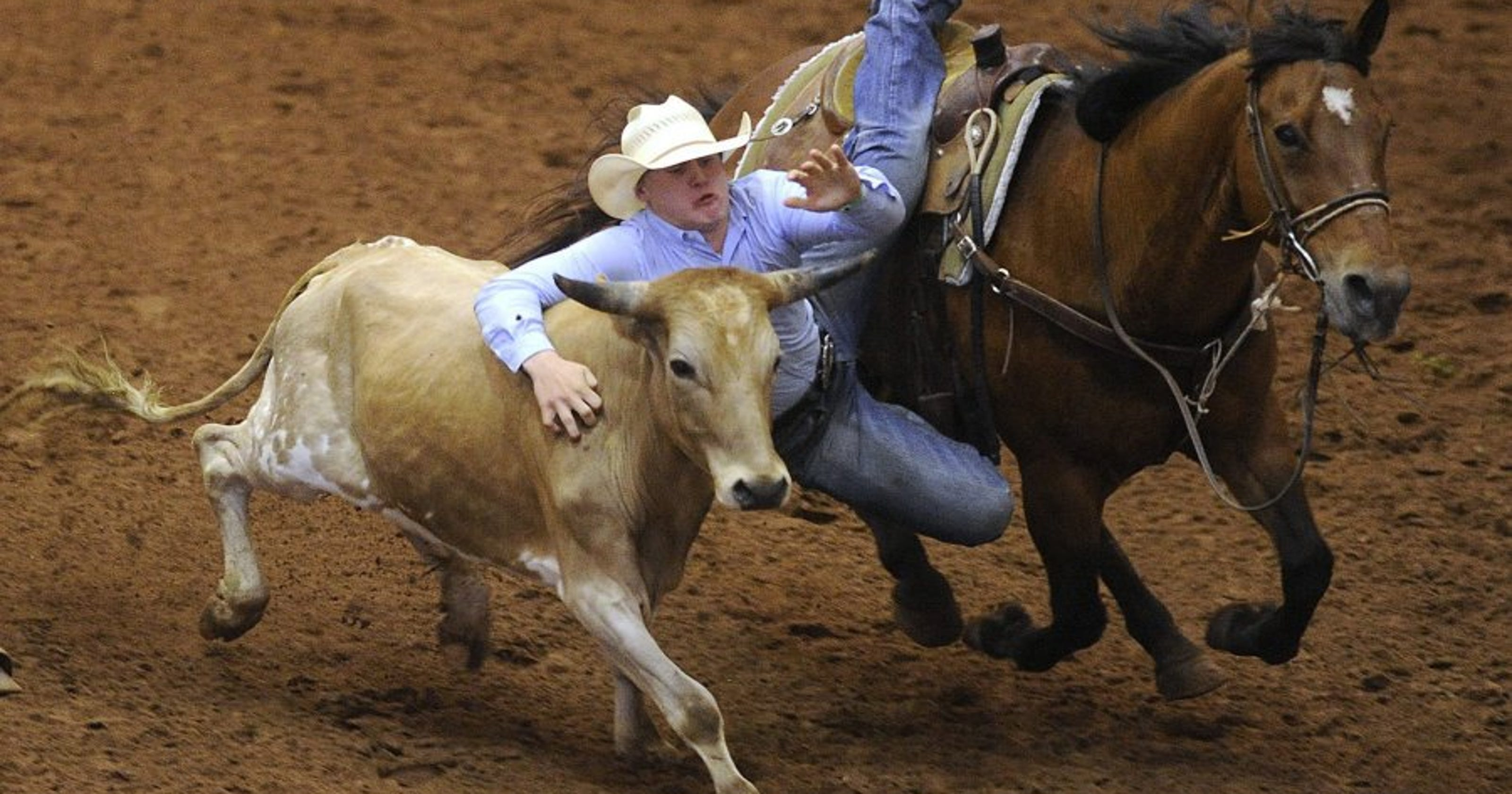 Texas High School Rodeo Association State Finals Results