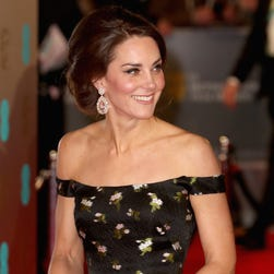 Stars to wear black at UK film awards: Will Duchess Kate join them?