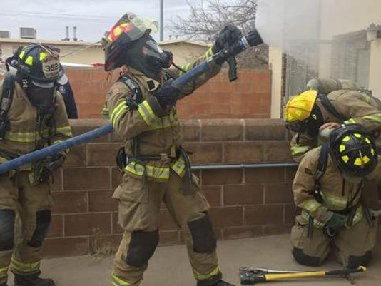 NMSU fire