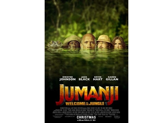 """See """"Welcome to the Jungle"""" before the public! Enter to win passes to an advance screening by 12/10."""