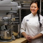 Pastry chef of the year Laura Johnson-Lachowecki dishes out advice on making holiday baking less stressful.