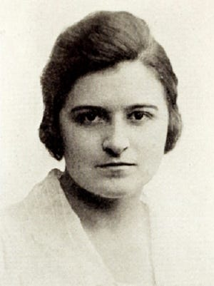 Jeannette Zinn is one of 197 York County patriots who gave their lives in national service during World War I.