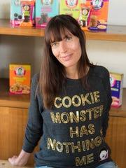 Goodie Girl Cookies creator Shira Berk