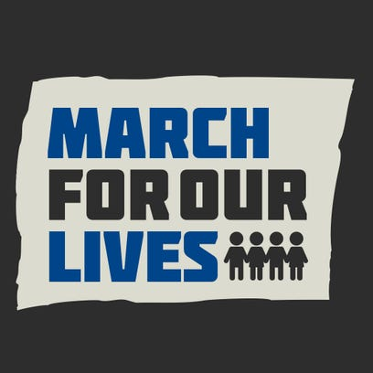 March for Our Lives will be held at noon on Saturday,