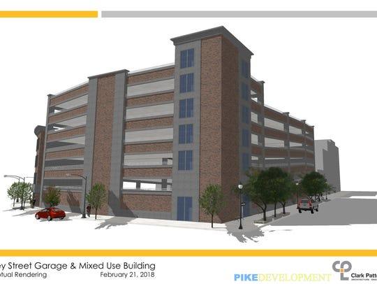 City of Binghamton released concept renderings Monday
