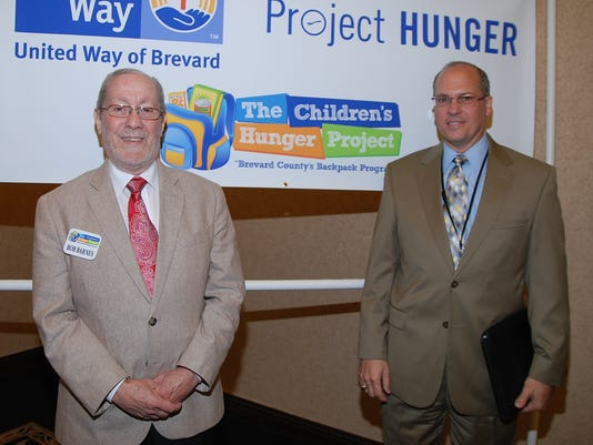 Brian Curl - FLORIDA TODAY  - Child Hunger Summit-1