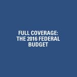 Federal budget badge