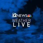 Weather live 12 News
