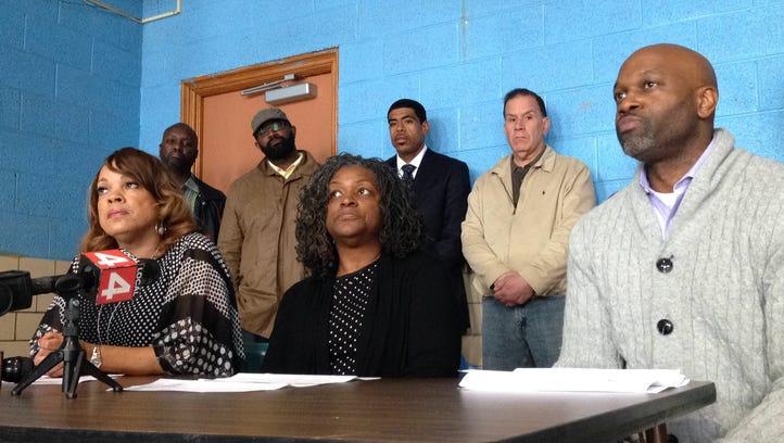 Detroit teacher sick-out closes more than 80 schools