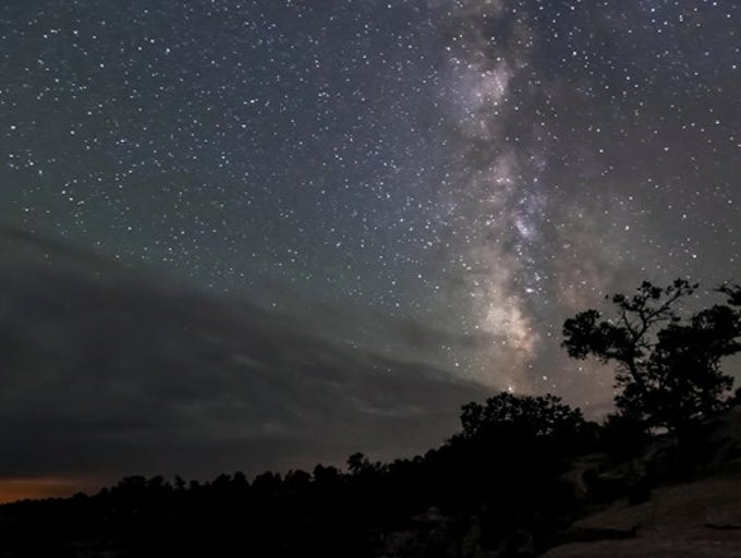 6/17-24 Grand Canyon Star Party | Each night, nature