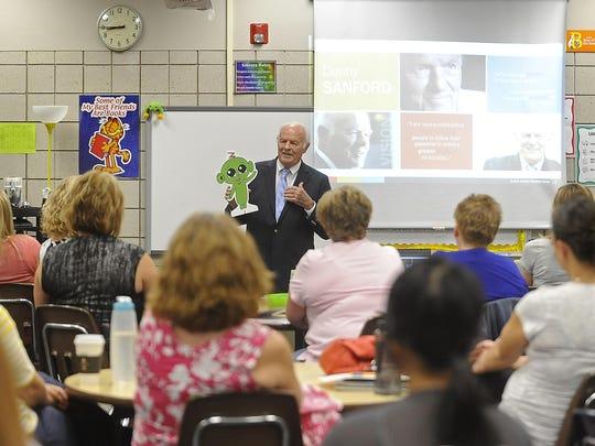 Denny Sanford - Terry Redlin Elementary School