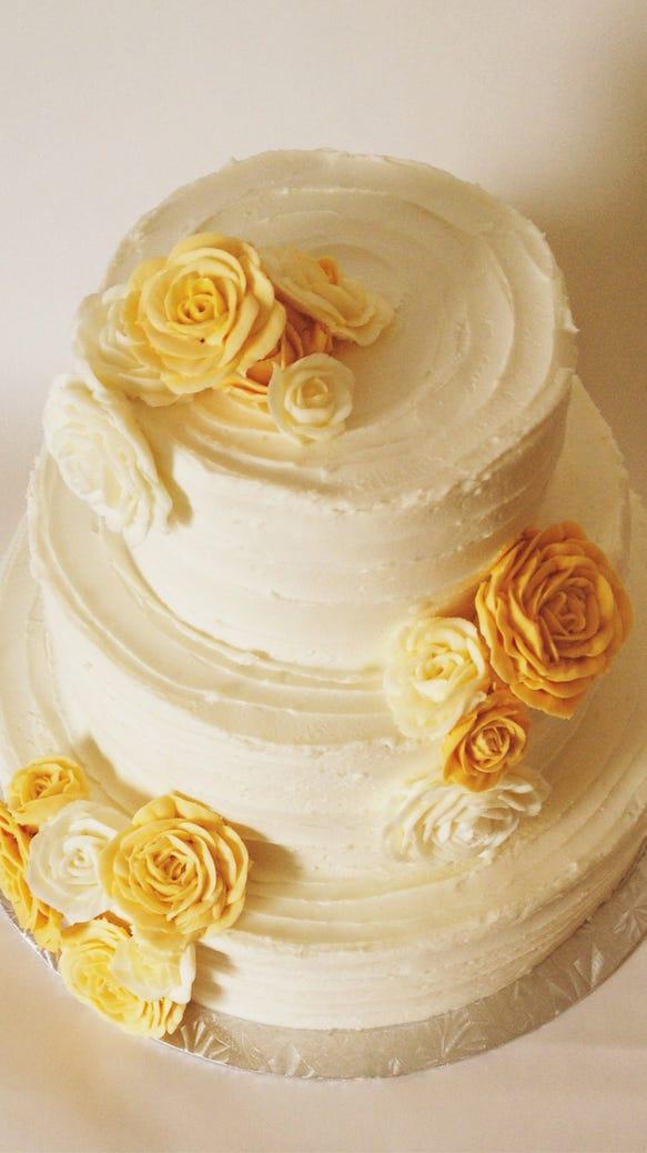 Vegan Wedding Cake Cincinnati