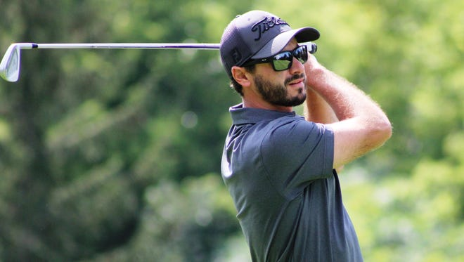 Garden City native Andrew Dodson was runner-up in the Michigan PGA Professional Championship.