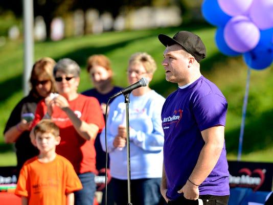 Not One More York Chapter Bob Glatfelter Memorial Walk and Overdose Awareness Vigil