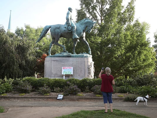 Charlottesville Mayor Signer Makes Announcement About City's Robert E. Lee Statue And The Legacy Of Heather Heyer