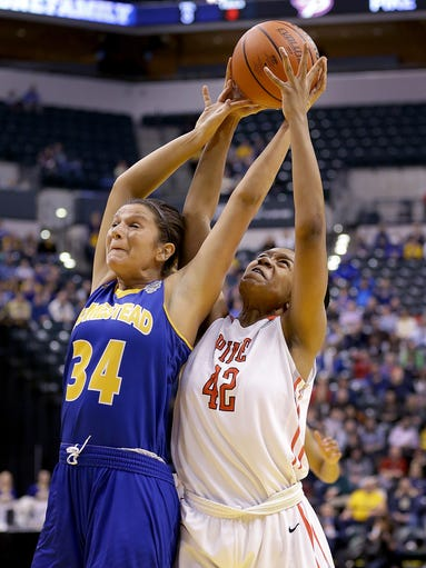 Class 4A girls basketball: Pike vs. Homestead