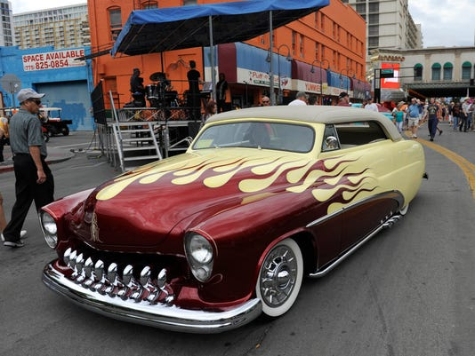 With Hot August Nights Approaching What Exactly IS A Classic Car - Hot august nights car show reno nevada