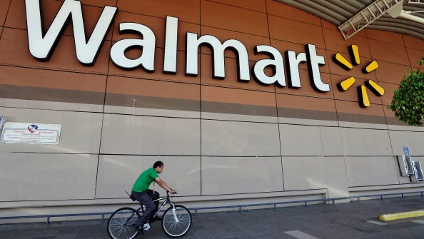 Walmart hopes to expand its ship-from-store options.