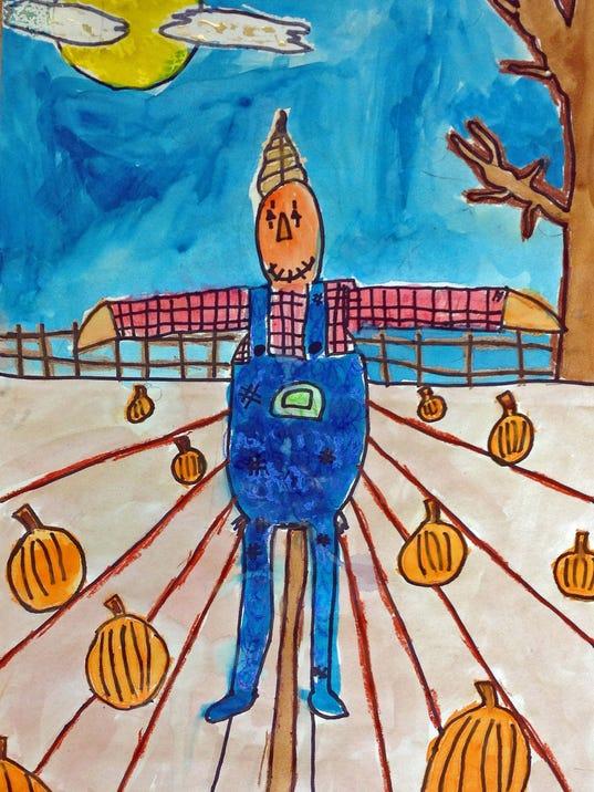 Prairie View student art