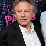 Polish-French director Roman Polanski.