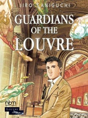 """Guardians of the Louvre"" reveals the history behind a number of pieces on exhibit in the Louvre."