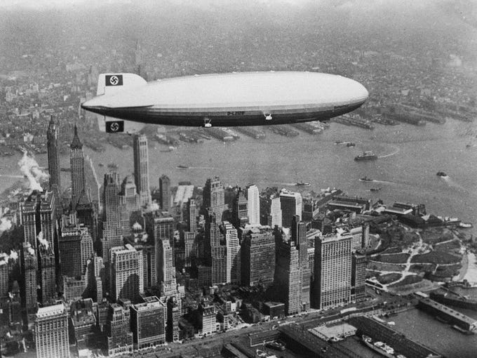NEW YORK, UNITED STATES:  Image dated of the 30's showing