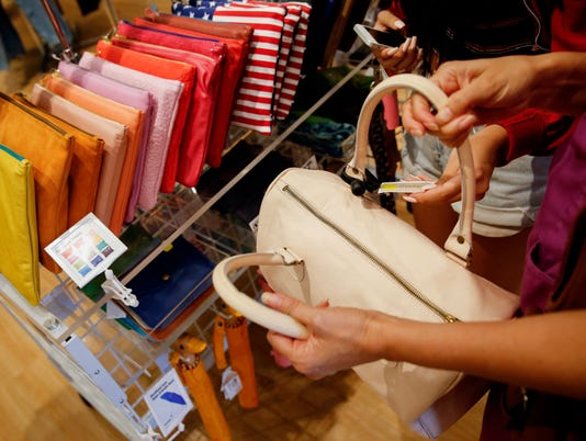 Consumer prices show first increase in 4 months