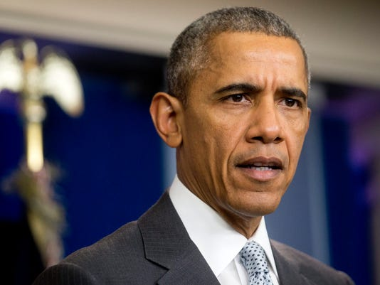 EPA USA OBAMA PARIS ATTACKS POL DIPLOMACY USA DC