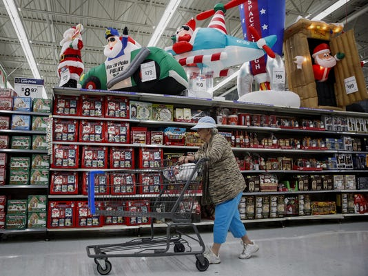 BLM WAL-MART HOLIDAY A FIN USA CA