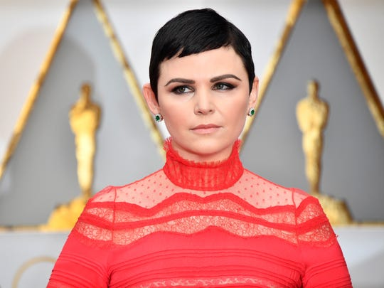 "Ginnifer Goodwin will star in an episode of ""Dolly Parton's Heartstrings."""