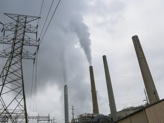 The LG&E Mill Creek plant.  A quick recap: Natural gas is plentiful and cheap. Our coal fleet is old and depreciated. Energy use in the U.S. has flatlined, so there's less financial incentive to build big new power plants.