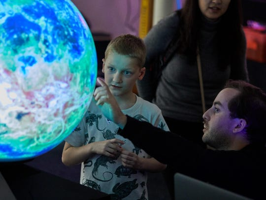 Sciencenter offers many activities for children to