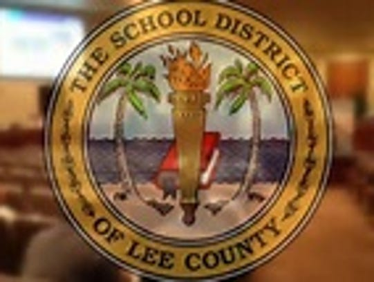 Lee County School District logo