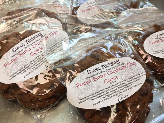Sweet Alchemy baked goods are also available at a variety