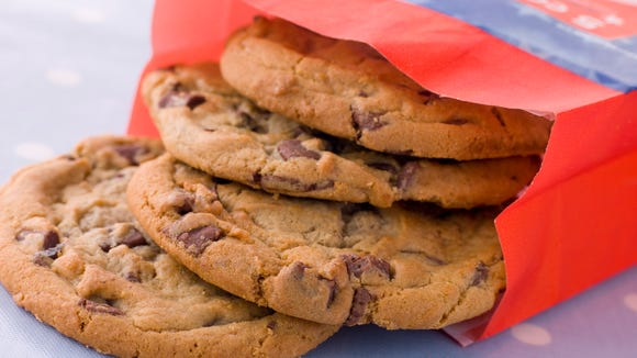 Kids shouldn't live on cookies. But they shouldn't