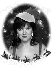 "Michelle Berting Brett stars in ""Merry Christmas Darling:"