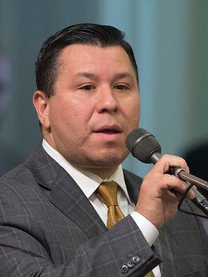 Assembly member Eduardo Garcia, a Democrat from Coachella, pictured June 23, 2016, in Sacramento.