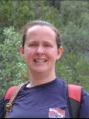 Sarah Beadle, 38, was reported missing Tuesday while she was hiking in the Grand Canyon National Park.