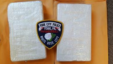York City Police seized roughly 4 pounds of cocaine during a traffic stop last week. The drug bust resulted in the arrest of two York men on Tuesday, police said.