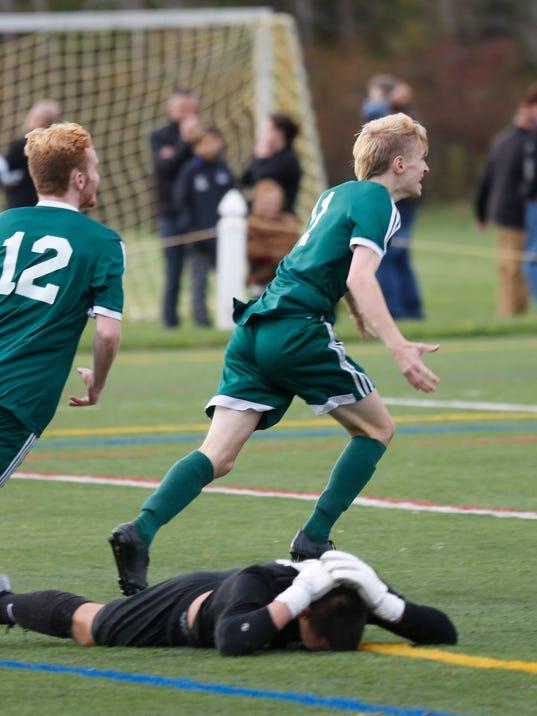 Yorktown vs Arlington Boys Soccer