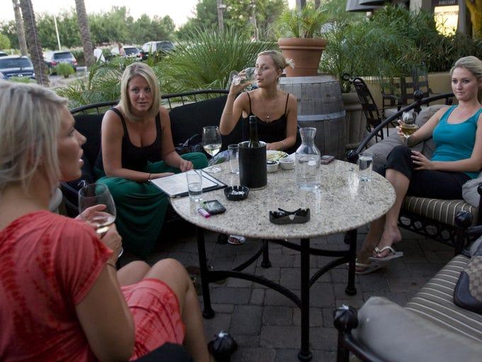 TERROIR WINE PUB: Owner Brian Mahoney invites guests