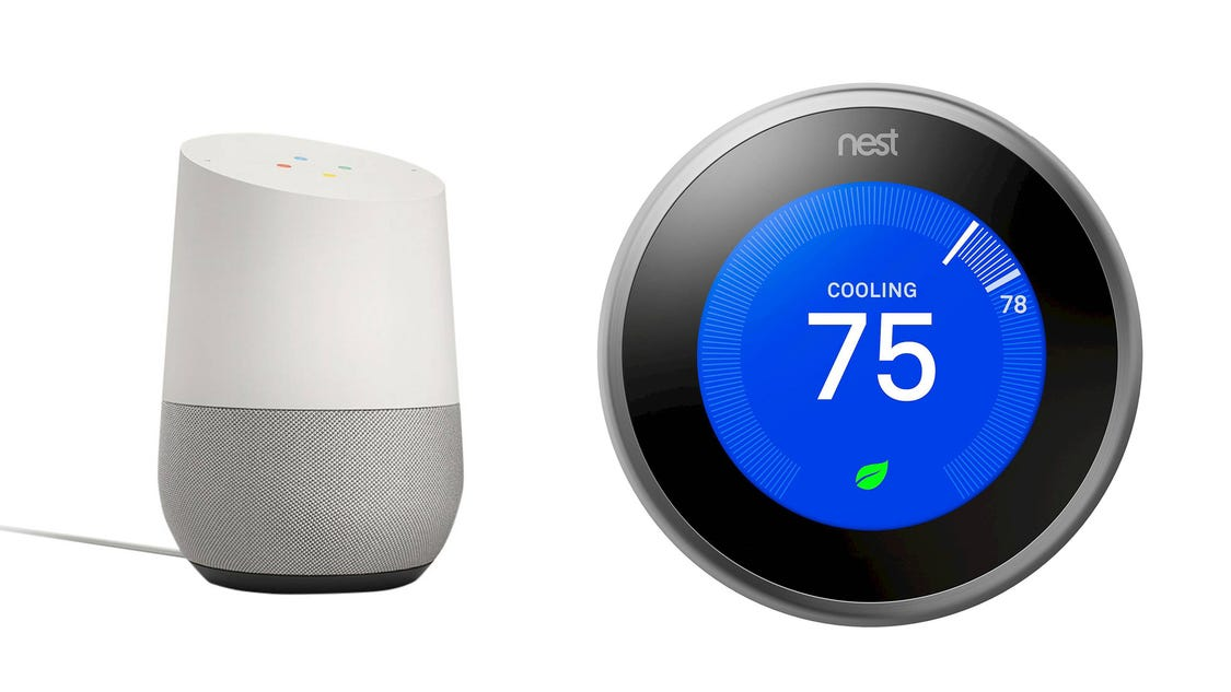 how to connect nest-e to google home